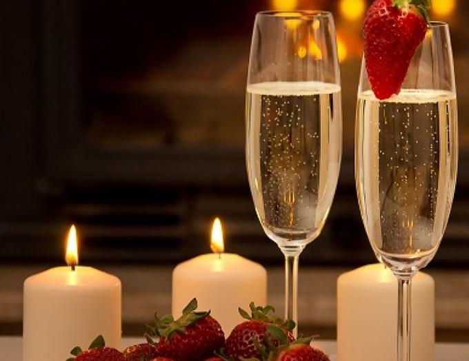 Promozione fuga romantica