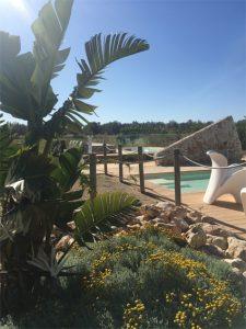 piscina agriturismo Le Grancìe - Nardò